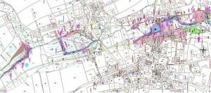 HWS Eberschwang Bild 5: Lageplan